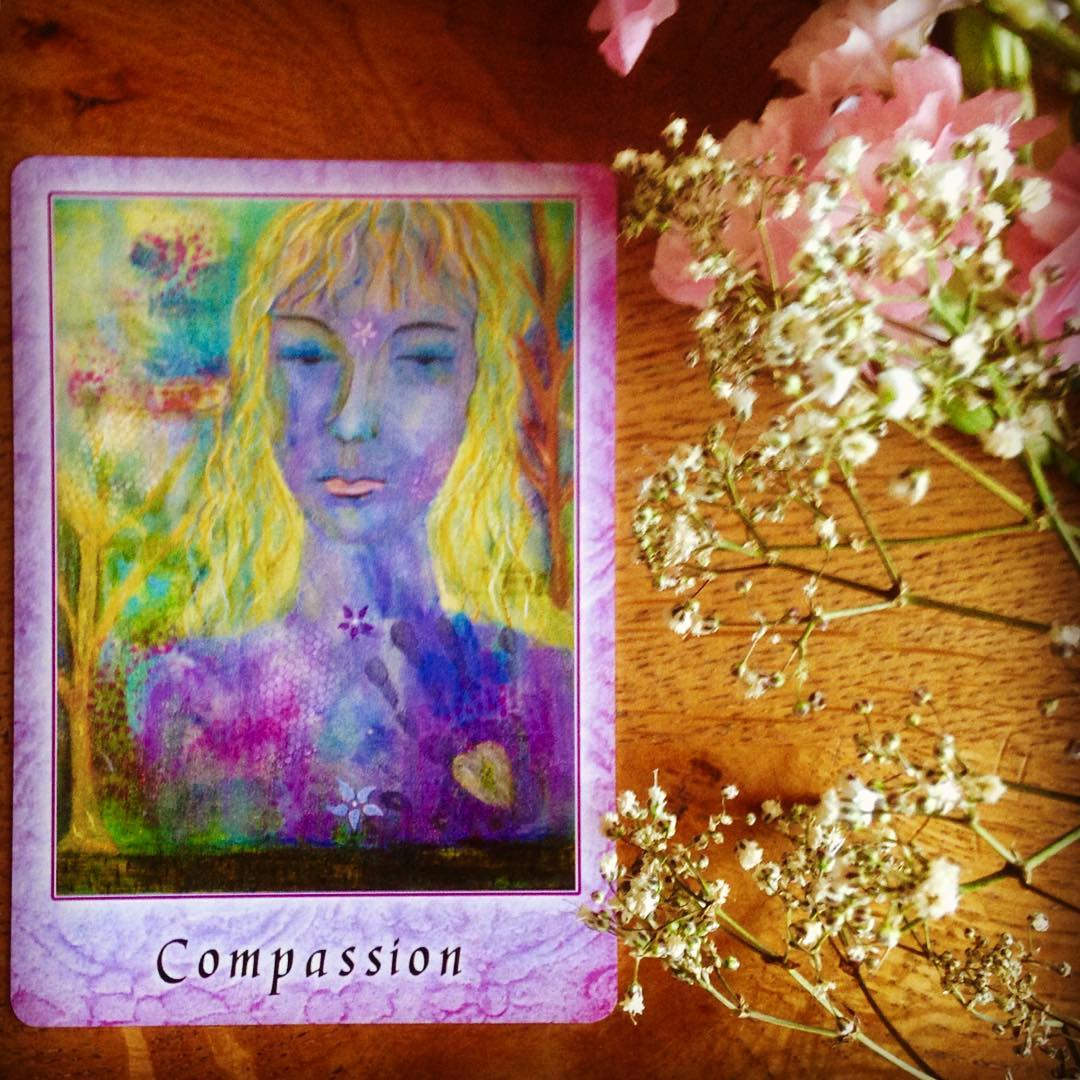 Speak to yourself with compassion on the inside and youhellip